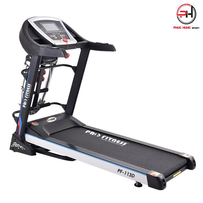 Máy Chạy Bộ Pro Fitness PF113D