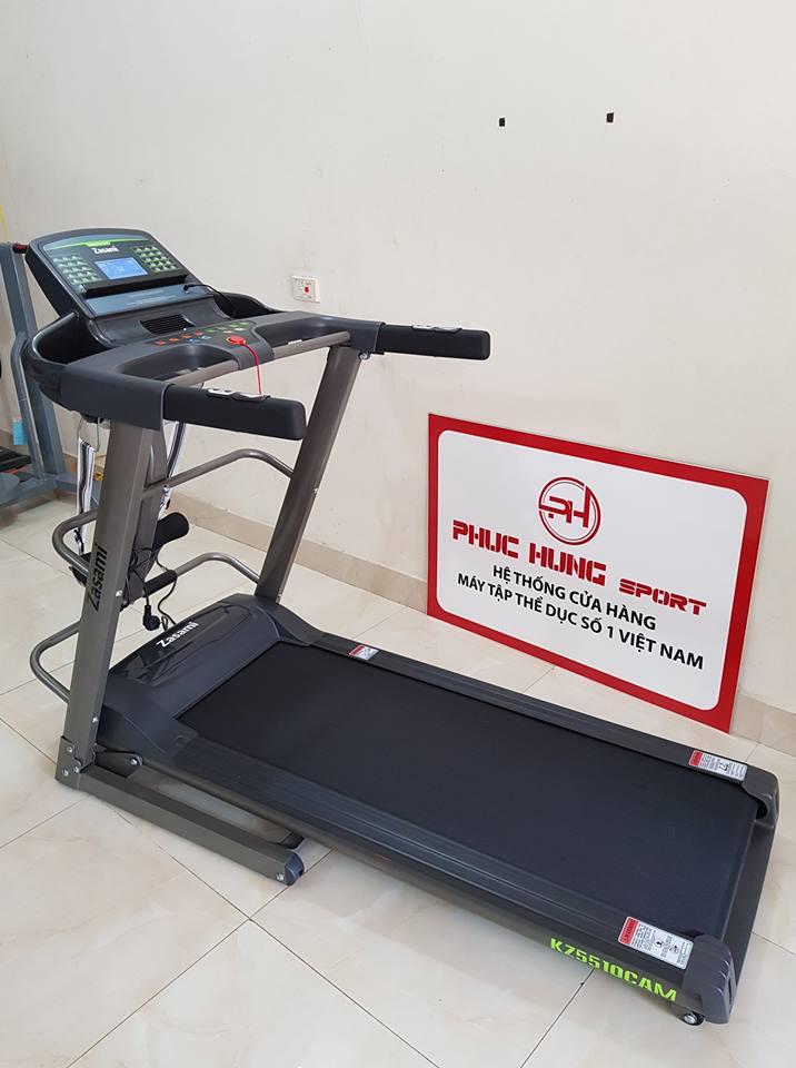 máy chạy bộ zasami kz 5510 cam