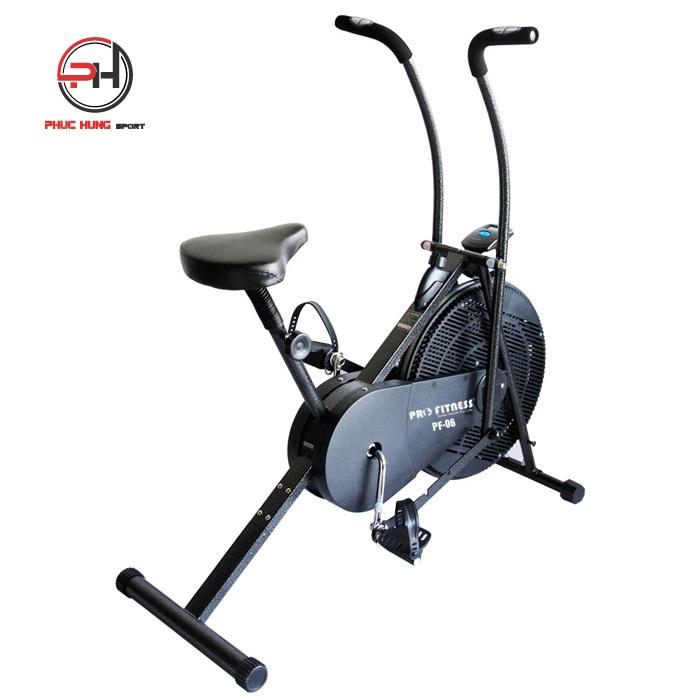 Hình ảnh xe đạp tập thể dục Pro Fitness PF 06