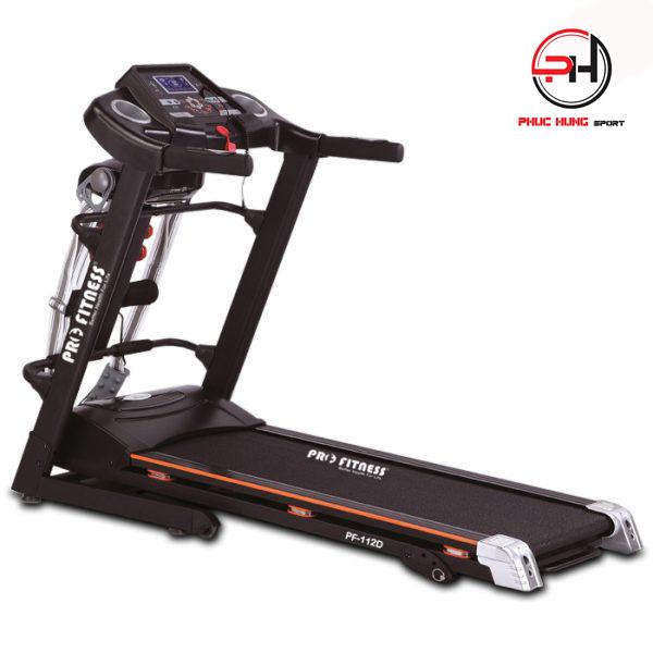 máy chạy bộ pro fitness pf112d