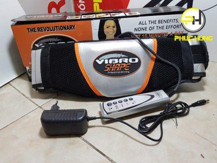 Phu Kiện Đi Kèm Đai Massage Vibro Shape