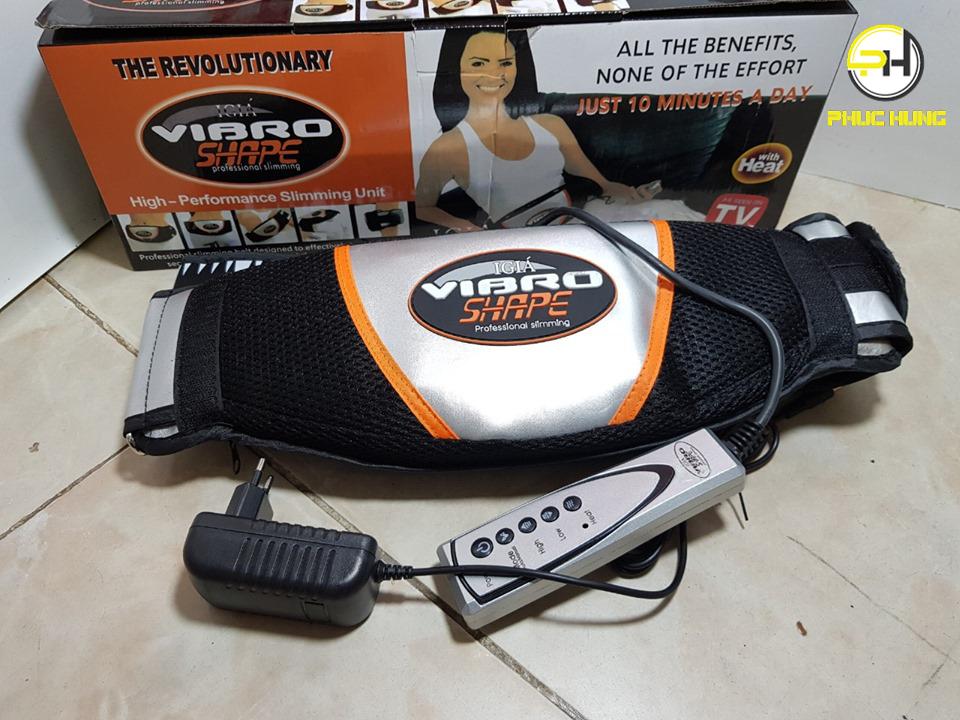 Đai Rung Bụng Vibro shape