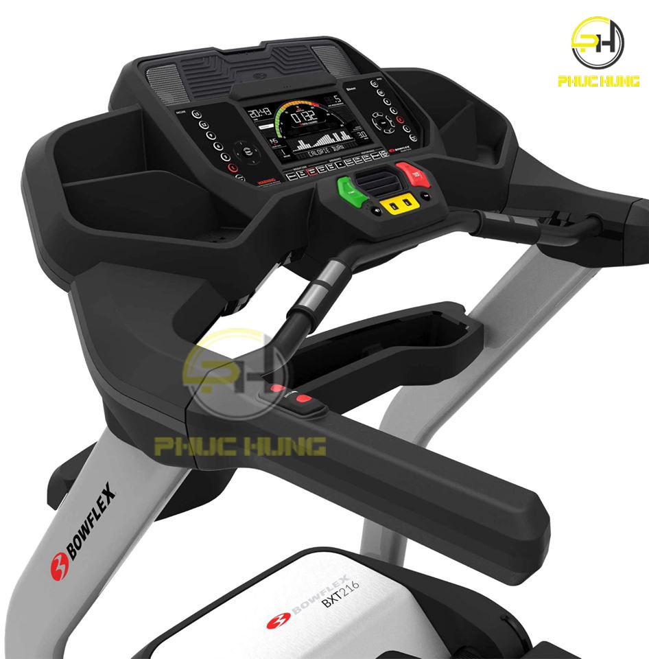 bảng điều khiển cực đẹp dễ điều chỉnh Bowflex BXT216