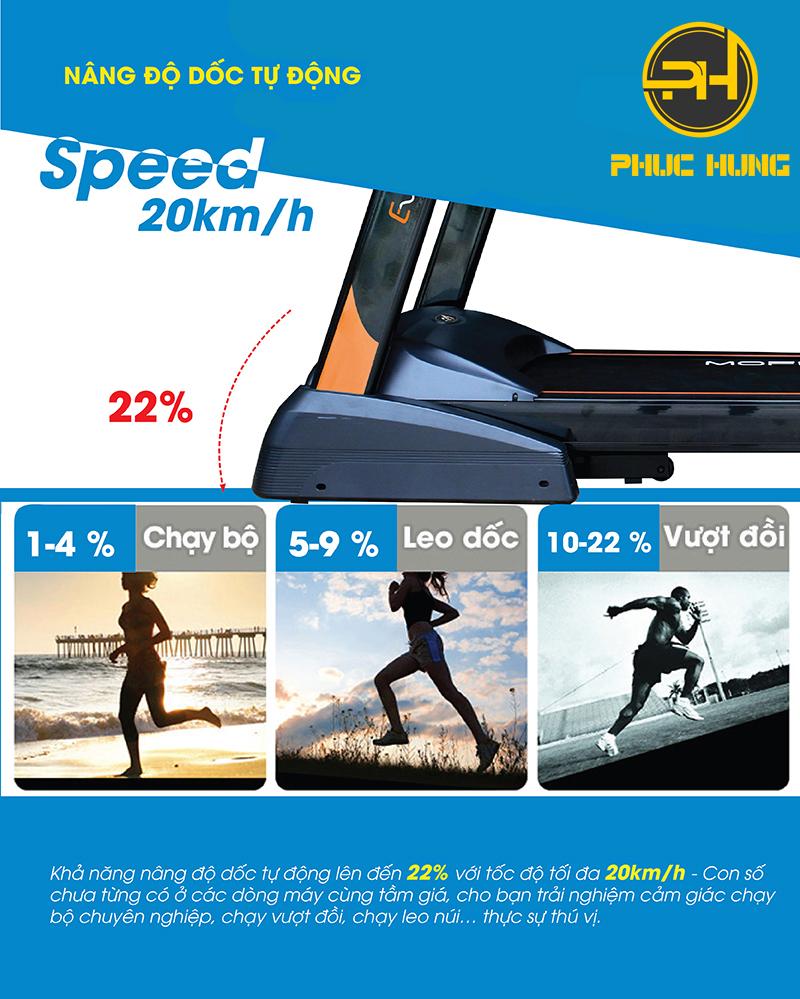 veo3000 đi bộ chạy bộ giảm cân nhan h chóng, tăng cân hiệu quả